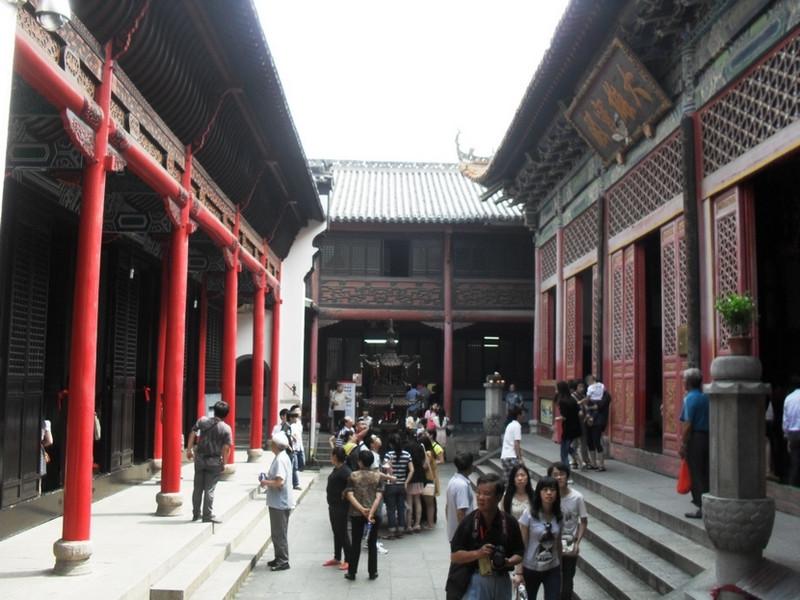 武汉古建筑—归元寺