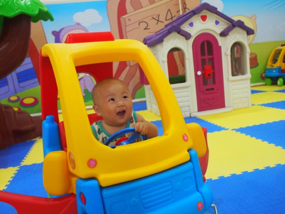 童年时光大型室内儿童乐园开业啦!